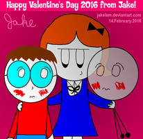 Happy Valentine's Day 2016! by jakelsm