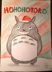 Totoro Christmas Sweater/Jumper
