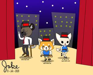 Tappretsuko, the Musical!