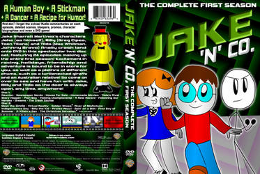 Jake 'N' Co.: The Complete First Season DVD