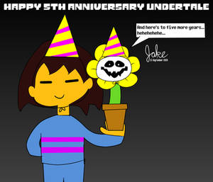 Undertale 5th Anniversary