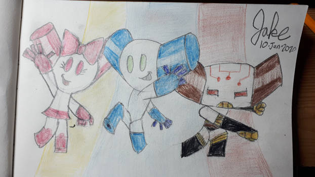 Robotboy Heroes
