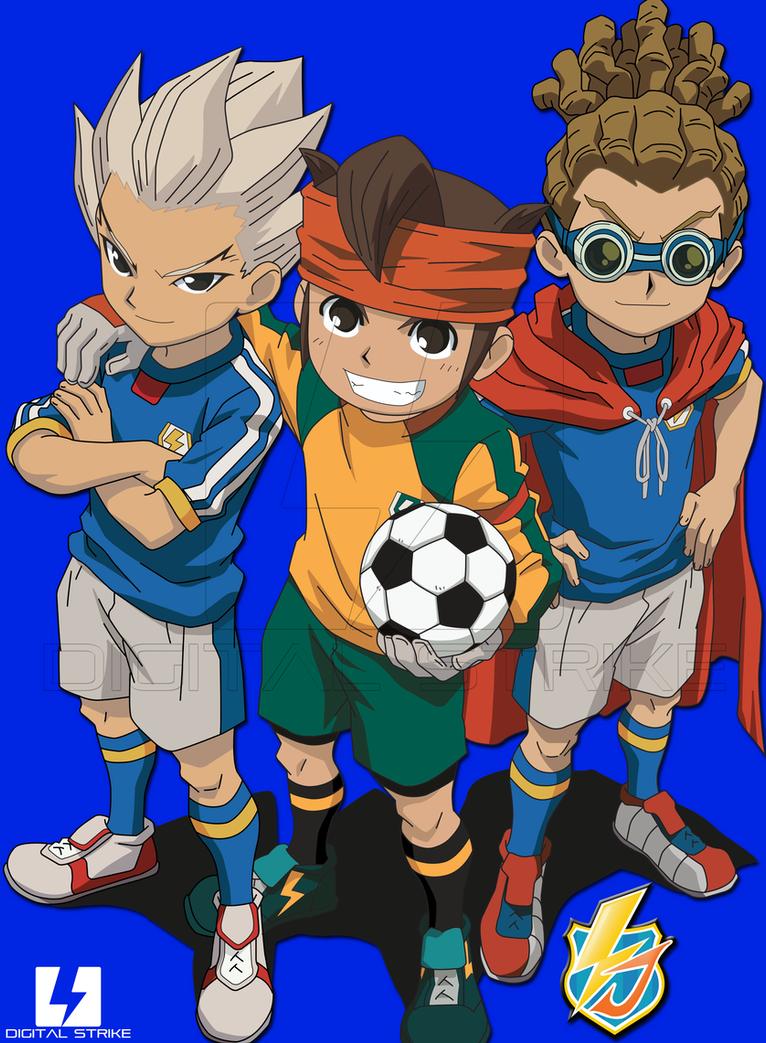 Inazuma Japan- Team Forever by digital-strike