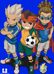 Inazuma Japan- Team Forever