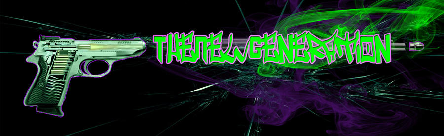 The New Generation Logo by Megaflame101