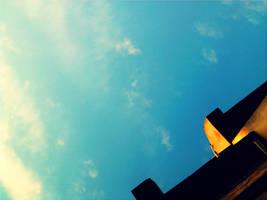 Blue sky by leoatelier