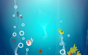 Fish fantasy world by leoatelier