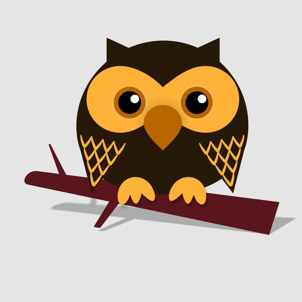 Owl by leoatelier