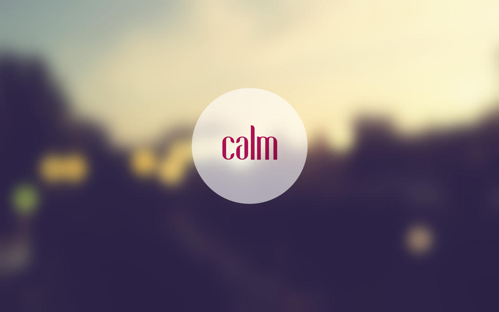 Calm by 9dZign