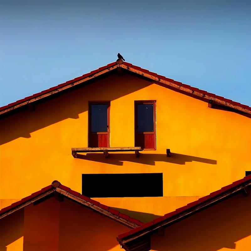 The kids's house by leoatelier