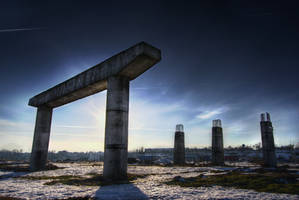 Post apocalyptic by leoatelier