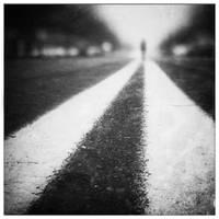 Facing the fear alone by leoatelier