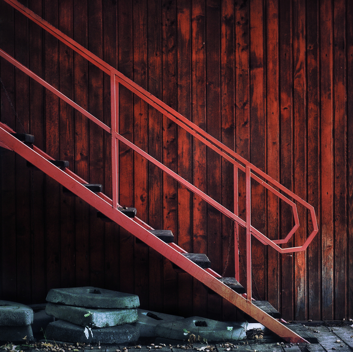 Where is the stage door by leoatelier