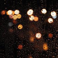 Rainy night by leoatelier
