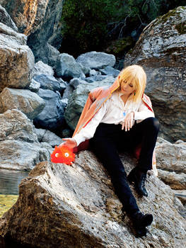 cosplay - howl's moving castle - diamond 1