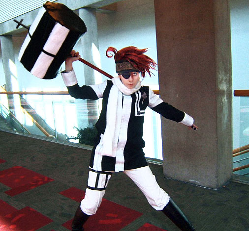 D.Gray-man Lavi Cosplay 2 by hanyaanfaery
