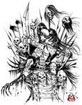 Orc Child Huntress