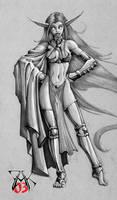 Libitina, Undead Demoness