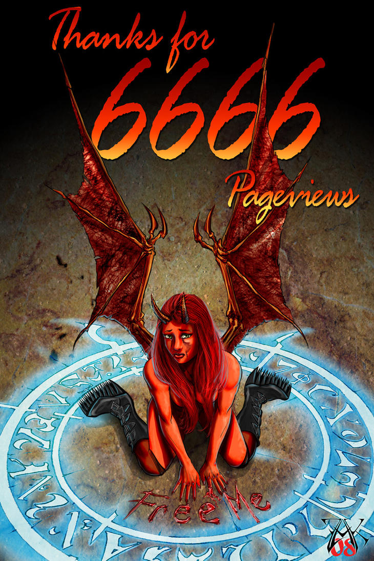 6666 Pagecount Image by LazarusReturns ...