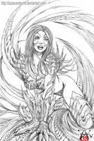 Witchblade Turner Tribute by LazarusReturns
