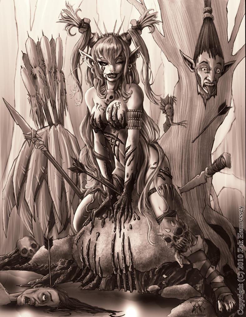 Hentay goblin naked clip