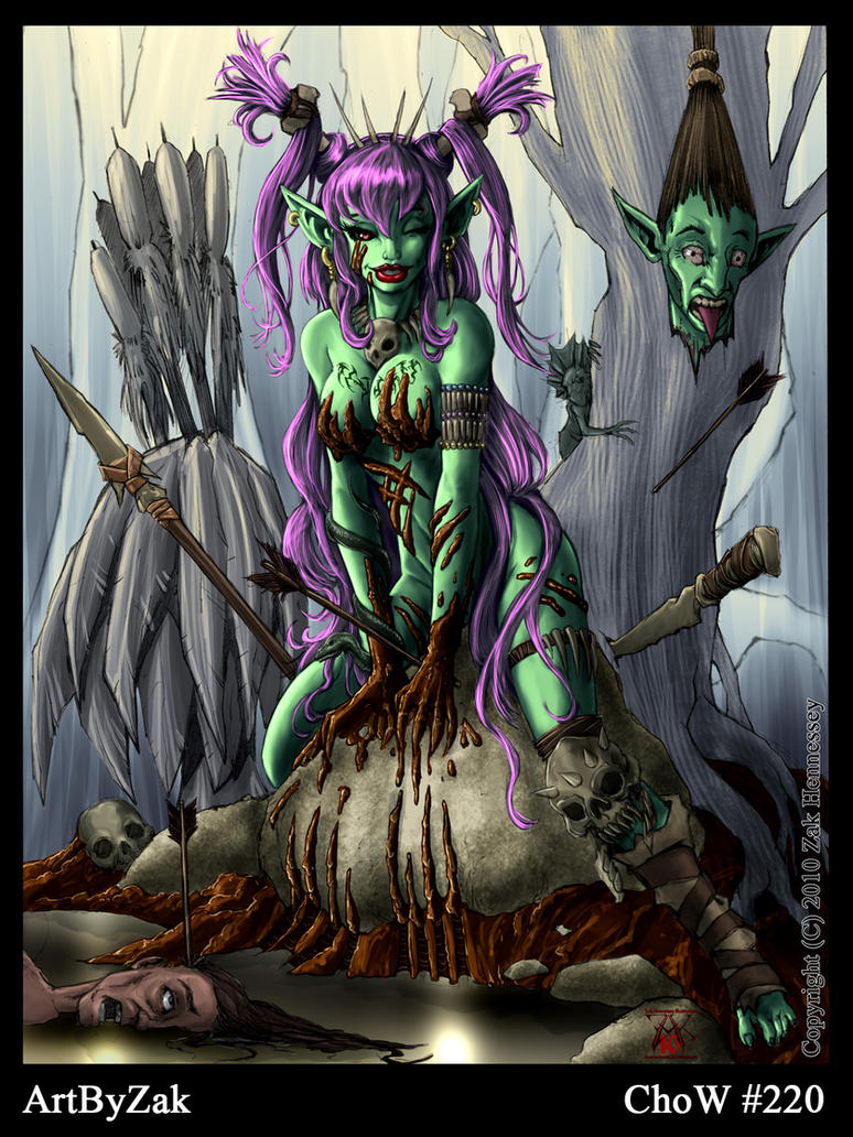 World of warcraft goblin sexy pics nude picture