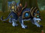 Warcraft Tiger Rider
