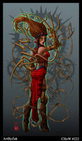 Steampunk Witchblade Final by LazarusReturns