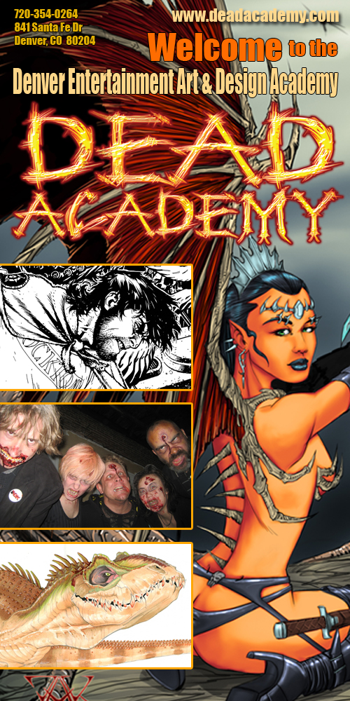 For Fans of the DEAD Academy by LazarusReturns