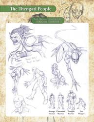 Thengati Concept Sketches