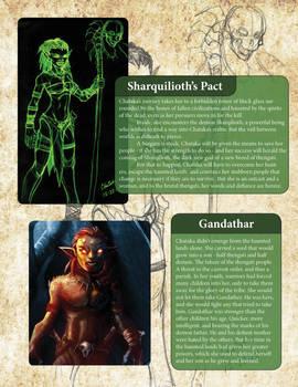 Chataka and Gandathar