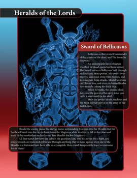 The Sword of Bellicosus