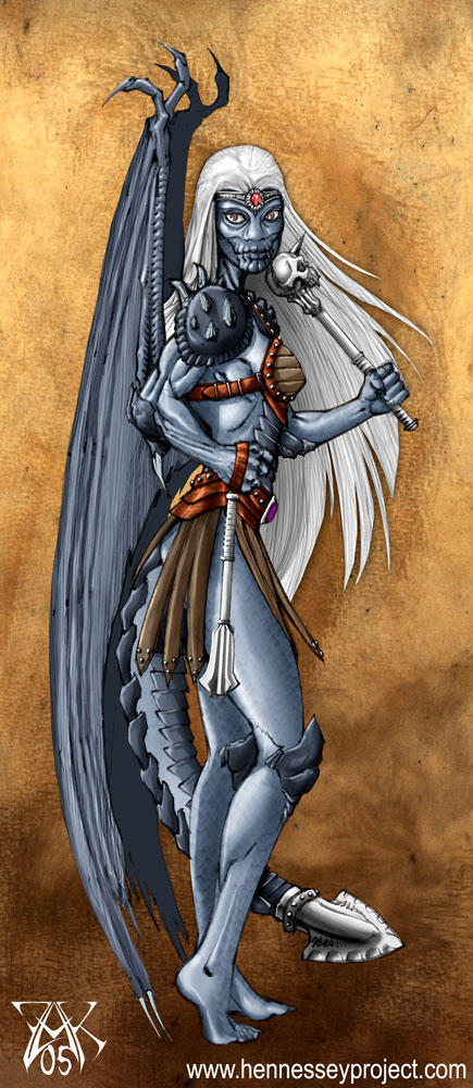 Half dragon drow female psion by lazarusreturns on deviantart half dragon drow female psion by lazarusreturns pronofoot35fo Choice Image