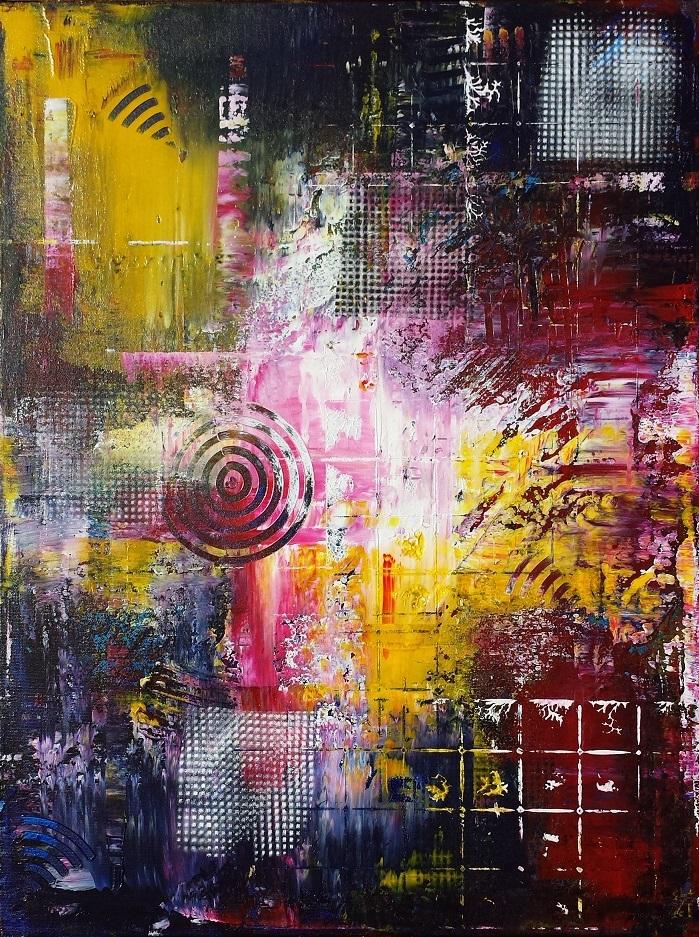 Broken Pieces by MichalSirek