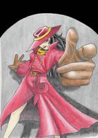 Carmen Sandiego by Teris24