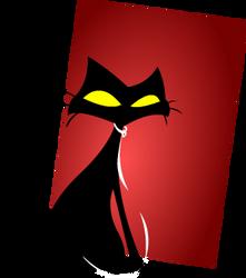The Black Cat by DisseOCorvo