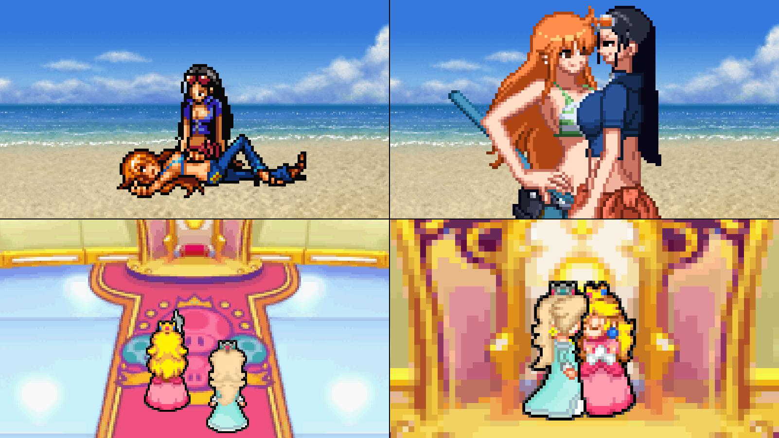Some Sprite Scenes By Reimarisakuya On DeviantArt