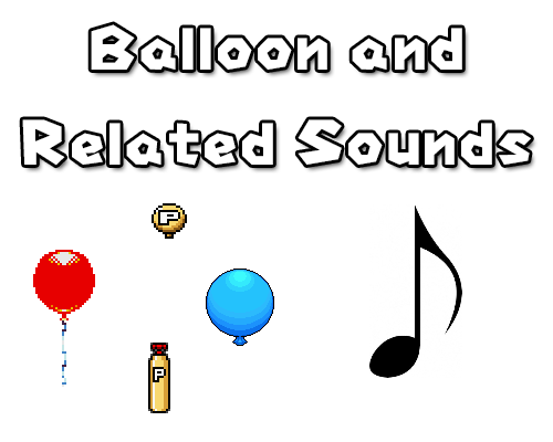 Balloon And Related Sounds (Link In Description) By
