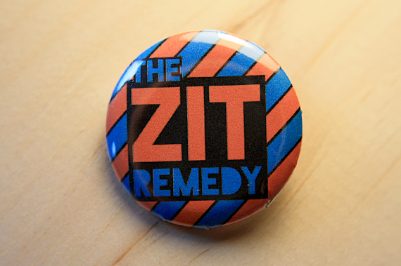 The Zit Remedy by Lydia-distracted