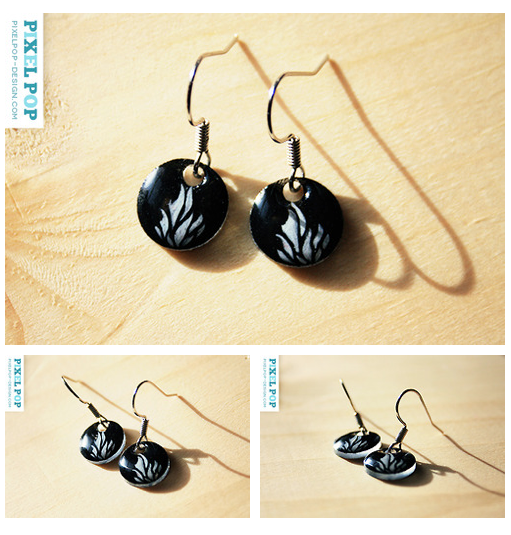 Dauntless Earrings by Lydia-distracted