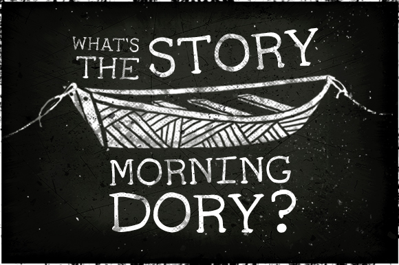 What's the Story Morning Dory by Lydia-distracted