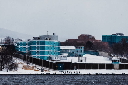 Penitentiary in Winter