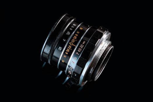 Industar 61 L/D 53mm f/2.8 M39 Rangefinder lens
