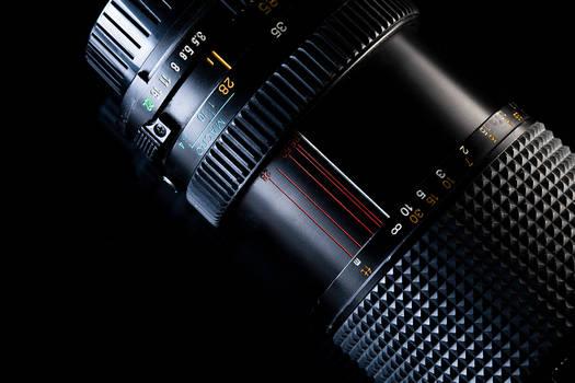 Minolta MD 28-85 mm F3.5-4.5 Lens With Macro