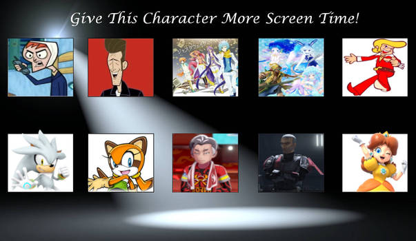 Characters That Deserve More Screen Time