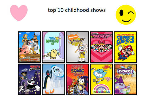 Shows of My Childhood