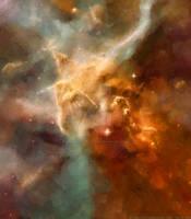 Carina Nebula, NGC 3372.3