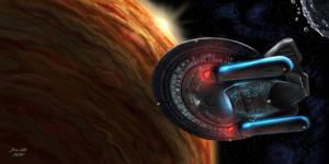 USS Farragut - Nebula Class Starship