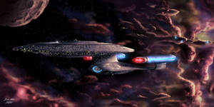 USS Enterprise-D - Star Nursery
