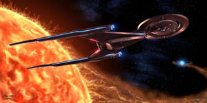 USS Discovery - Solar Science